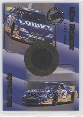 2001 Press Pass Hot Treads #HT 4 - Mike Skinner /2400