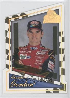 2001 Press Pass Premium Gold Holo #52 - Jeff Gordon