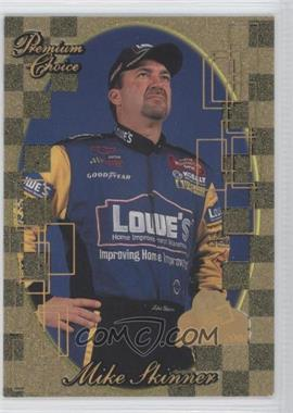 2001 Press Pass Premium Gold Holo #74 - Dale Jarrett