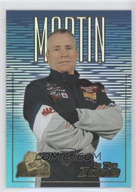2001 Press Pass Premium In the Zone #IZ 10 - Mark Martin