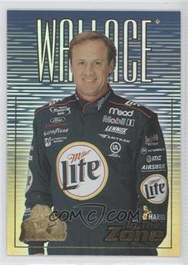 2001 Press Pass Premium In the Zone #IZ 12 - Rusty Wallace