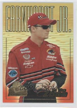 2001 Press Pass Premium In the Zone #IZ 2 - Dale Earnhardt Jr.