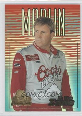 2001 Press Pass Premium In the Zone #IZ 4 - Sterling Marlin