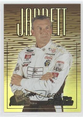 2001 Press Pass Premium In the Zone #IZ 6 - Dale Jarrett