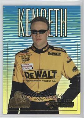 2001 Press Pass Premium In the Zone #IZ 7 - Matt Kenseth