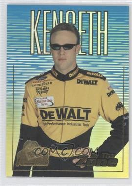 2001 Press Pass Premium In the Zone #IZ 7 - Matt Kenseth