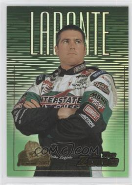 2001 Press Pass Premium In the Zone #IZ 8 - Bobby Labonte