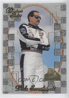2001 Press Pass Premium #77 - Dale Earnhardt