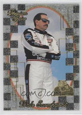 2001 Press Pass Premium #77 - Dale Earnhardt