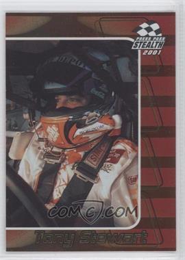 2001 Press Pass Stealth - [Base] - Gold #G24 - Tony Stewart