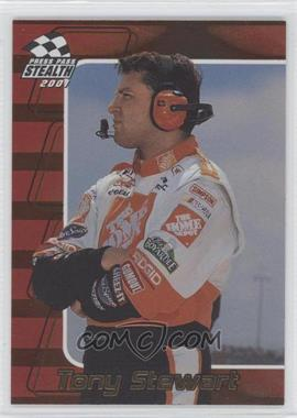 2001 Press Pass Stealth Gold #G22 - Tony Stewart