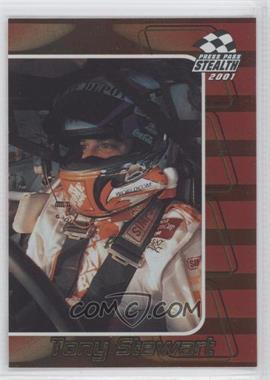 2001 Press Pass Stealth Gold #G24 - Tony Stewart