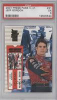Jeff Gordon [PSA 5]