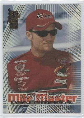 2001 Press Pass VIP [???] #MM 4 - Dale Earnhardt Jr.