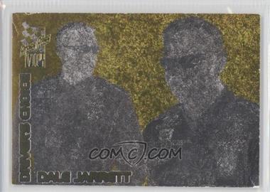 2001 Press Pass VIP Driver's Choice Precious Metal #2 - Dale Jarrett /100