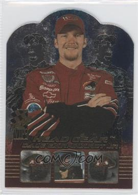 2001 Press Pass VIP Head Gear Die-Cut #HG 4 - Dale Earnhardt Jr.