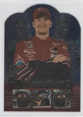 2001 Press Pass VIP Head Gear Die-Cut #HG 4 - Dale Earnhardt Jr.