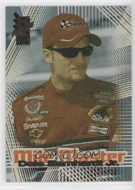 2001 Press Pass VIP Mile Masters #MM 4 - Dale Earnhardt Jr.
