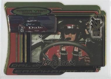 2001 Press Pass VIP Rear View Mirror Die-Cut #RV 4 - Dale Earnhardt Jr.