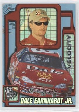 2001 Press Pass Velocity #VL 8 - Dale Earnhardt Jr.