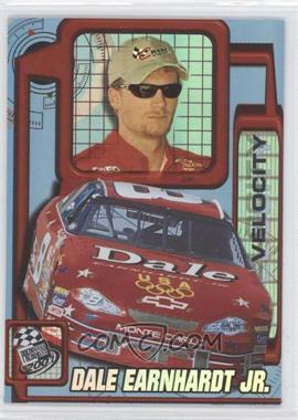 2001 Press Pass Velocity #VL 8 - Dale Earnhardt Jr.