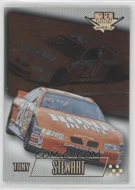2001 Wheels High Gear [???] #27 - Tony Stewart