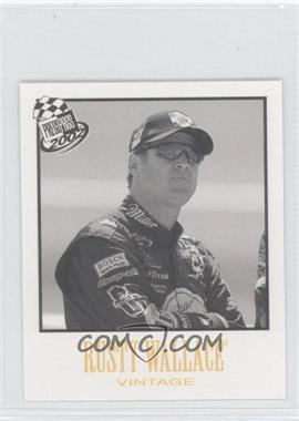 2002 Press Pass [???] #VN25 - Rusty Wallace
