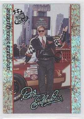 2002 Press Pass Dale Earnhardt By the Numbers Celebration Foil #DE 30 - Dale Earnhardt /250
