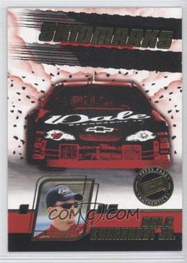 2002 Press Pass Eclipse - Skidmarks #SK 2 - Dale Earnhardt Jr.