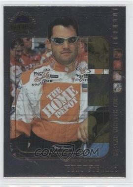 2002 Press Pass Eclipse Silver Foil #S52 - Tony Stewart