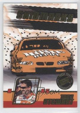 2002 Press Pass Eclipse Skidmarks #SK 8 - Tony Stewart