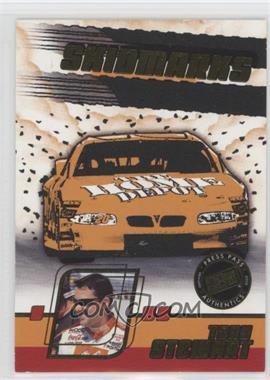 2002 Press Pass Eclipse Skidmarks #SK 8 - Tony Stewart