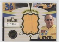 Ken Schrader /400