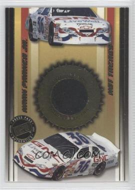 2002 Press Pass Hot Treads Tire Relics #HT 19 - Hank Parker Jr. /2425