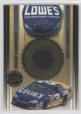 2002 Press Pass Hot Treads Tire Relics #HT 4 - Mike Skinner /2300