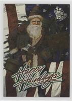 Happy Holidays (Santa Claus)