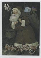 Season's Greetings (Santa Claus)