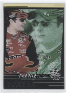 2002 Press Pass Stealth Profiles #PR 1 - Jeff Gordon