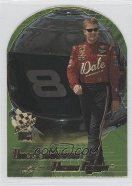 2002 Press Pass VIP Head Gear Die-Cut #HG 4 - Dale Earnhardt Jr.