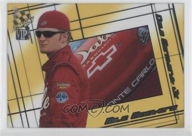 2002 Press Pass VIP Mile Masters Transparent #MM 4 - Dale Earnhardt Jr.