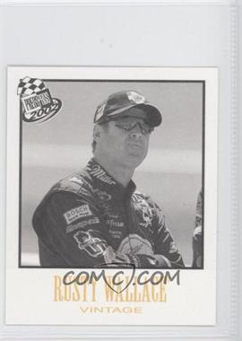 2002 Press Pass Vintage #VN 25 - Rusty Wallace