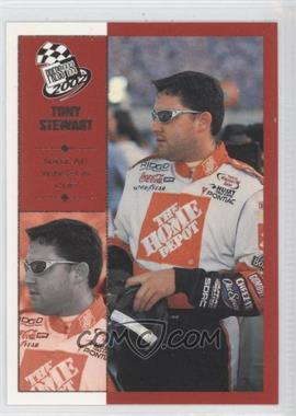 2002 Press Pass #34 - Tony Stewart