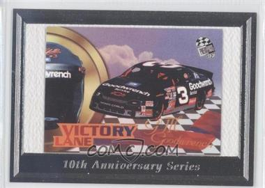 2003 Press Pass Dale Earnhardt 10th Anniversary Series Multi-Product Insert [Base] #TA 78 - Dale Earnhardt
