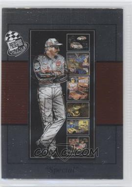 2003 Press Pass Dale Earnhardt Sam Bass Gallery #DE 90 - Dale Earnhardt