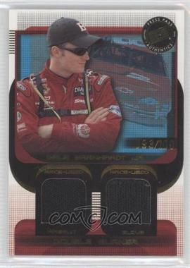 2003 Press Pass Double Burner [Memorabilia] #DB10 - Dale Earnhardt Jr. /100