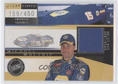 2003 Press Pass Eclipse [???] #UCD11 - Michael Waltrip /450