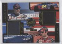Jeff Gordon, Jimmie Johnson /530