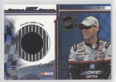 2003 Press Pass Eclipse Double Hot Treads #DT 2 - Kevin Harvick /999