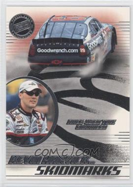 2003 Press Pass Eclipse Skidmarks Race-Used Tires #SM 13 - Kevin Harvick