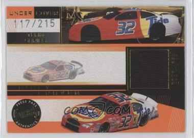 2003 Press Pass Eclipse Under Cover Team Series Gold #UCT 9 - Ricky Craven /215